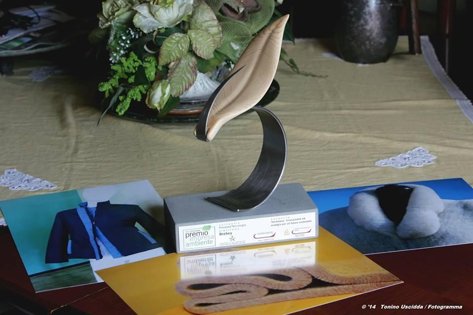 Brebey e Premio Impresa Ambiente