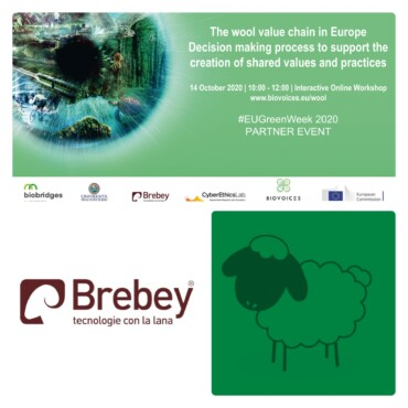 Siamo felici di partecipare alla EU Green Week.