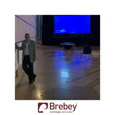 Grande successo per Brebey all'Hackustic Open Building.