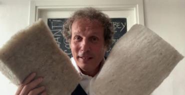 Brebey intervistata dal bioarchitetto Gianni Terenzi