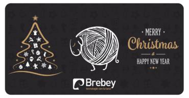 Buon Natale e Buon Anno 2021 da Brebey