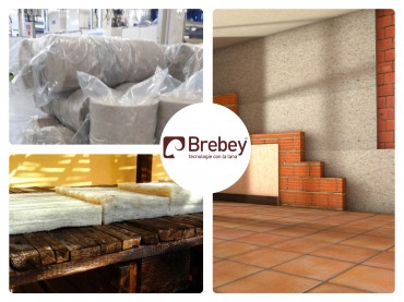"""La lana di pecora: Brebey come risorsa sicura per un futuro """"green""""."""